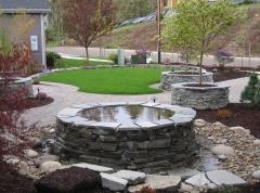 buck-fountain